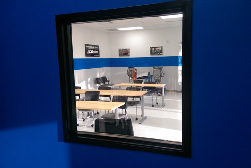 HDView one way vision window film