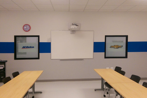 HDView for Training Rooms