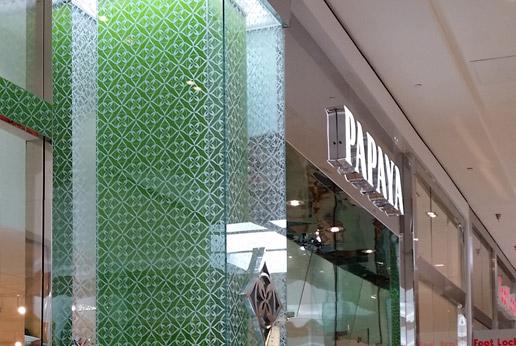 Papaya HDWhite decorative film