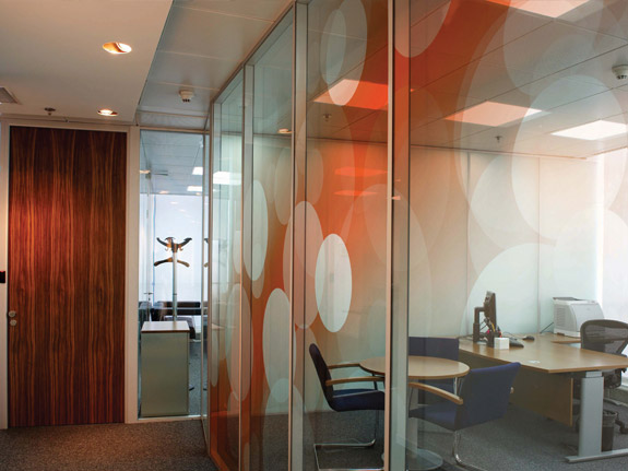 Breaking Barriers For Designers and Architects with decorative window film