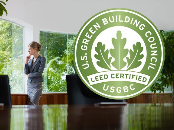 HDClear and helping achieve LEED certification