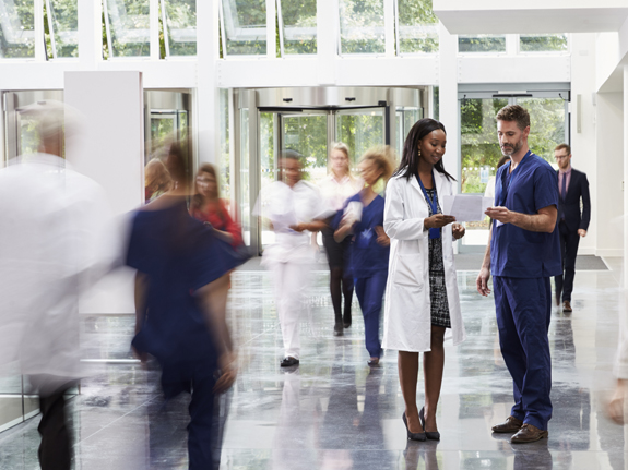 Window Innovation For Healthcare Providers